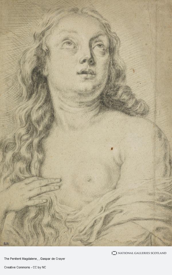 Gaspar de Crayer, The Penitent Magdalene