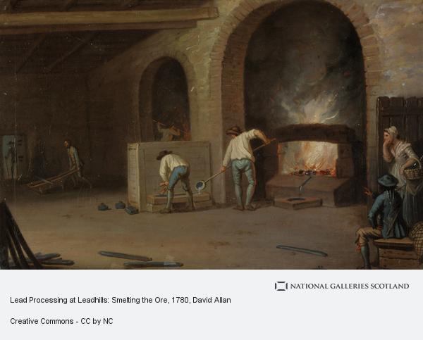 David Allan, Lead Processing at Leadhills: Smelting the Ore