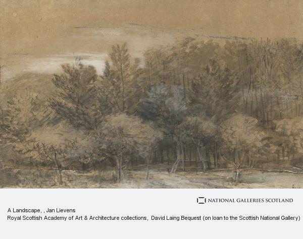 Jan Lievens, A Landscape