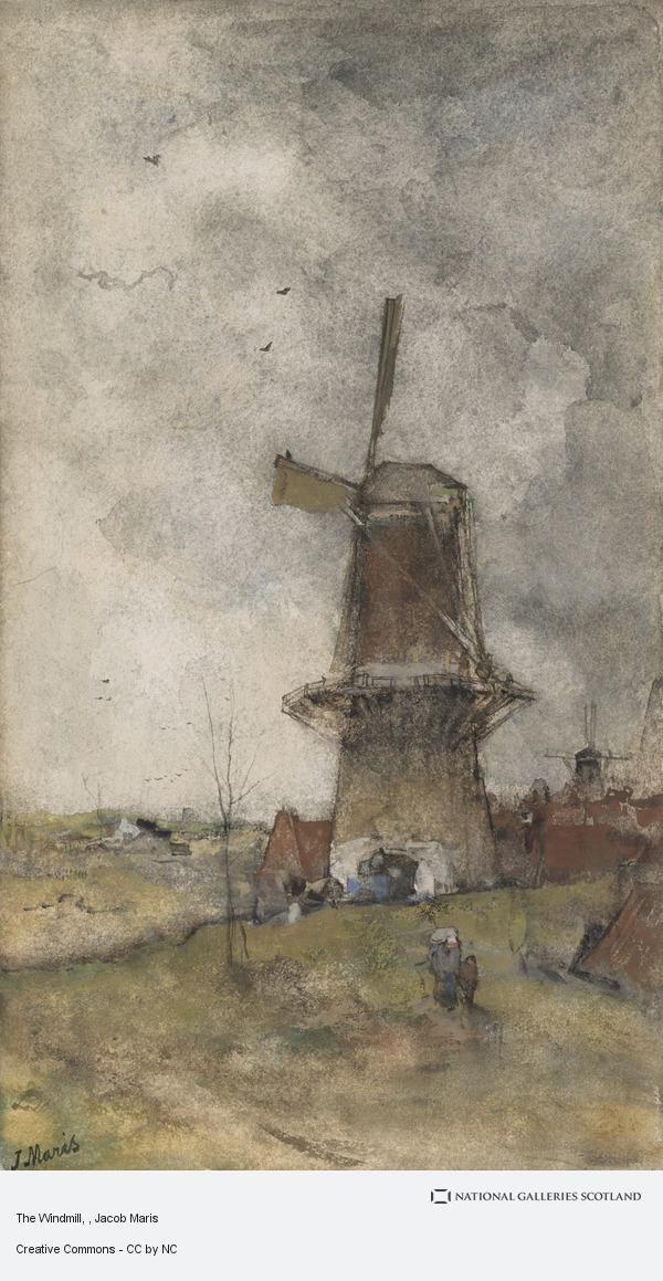 Jacob Maris, The Windmill