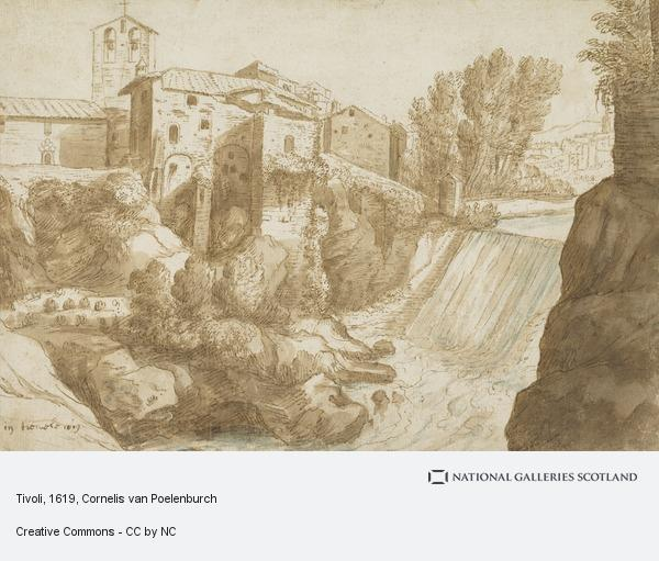 Cornelis van Poelenburgh, Tivoli