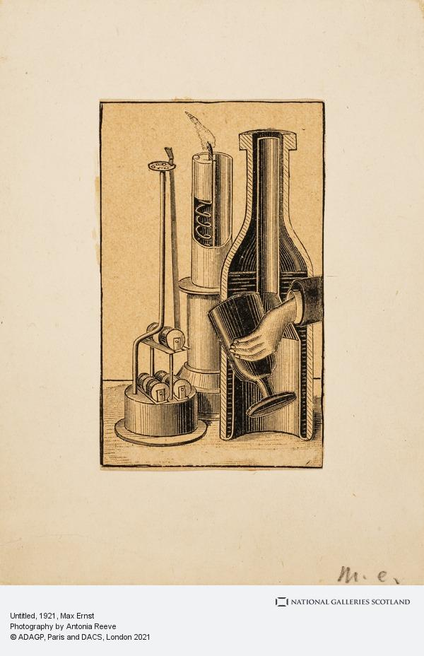Max Ernst, Untitled
