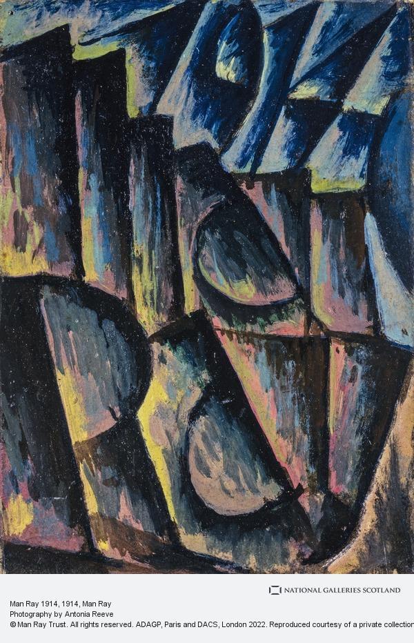 Man Ray, Man Ray 1914