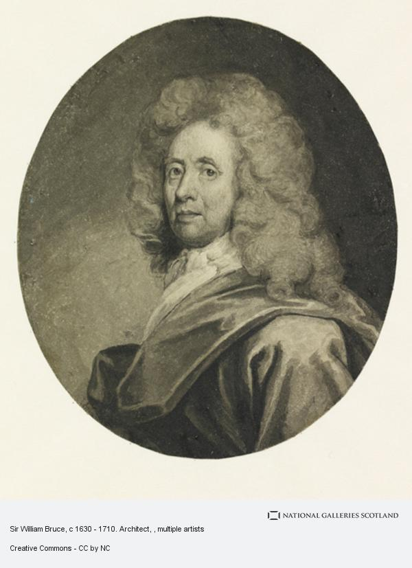 Sir John Baptiste de Medina, Sir William Bruce, c 1630 - 1710. Architect