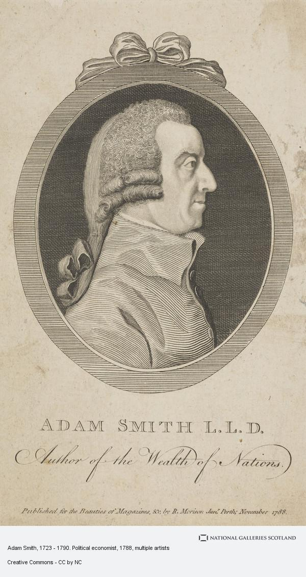 """a biography of adam smith a briliant 18th century scottish political economist When contemplating a cartoon explaining the political and economic philosophies of adam smith, the 18th century scottish scholar, one has to decide whether the cartoon or comic is intended to satirize smith's notion of an """"invisible hand"""" guiding the conduct of relations between and among nations in light of the massive reputational hit."""