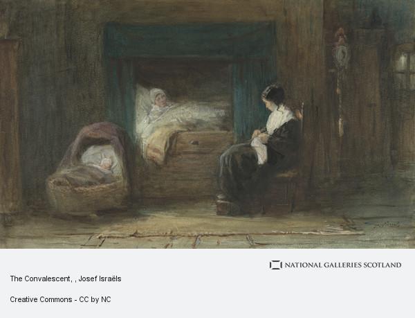 Josef Israëls, The Convalescent