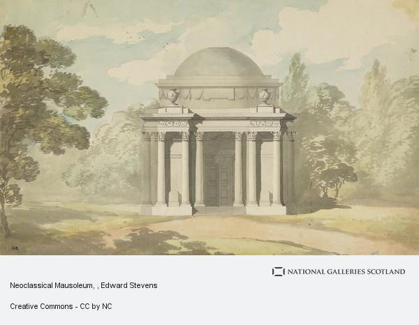 Edward Stevens, Neoclassical Mausoleum