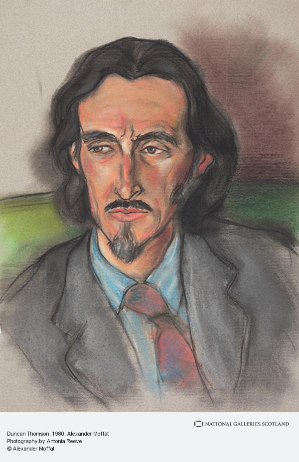 Alexander Moffat, Duncan Thomson
