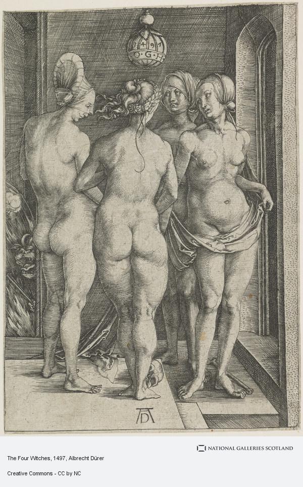 Albrecht Dürer, The Four Witches