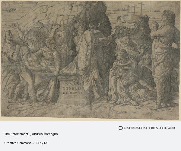 Andrea Mantegna, The Entombment