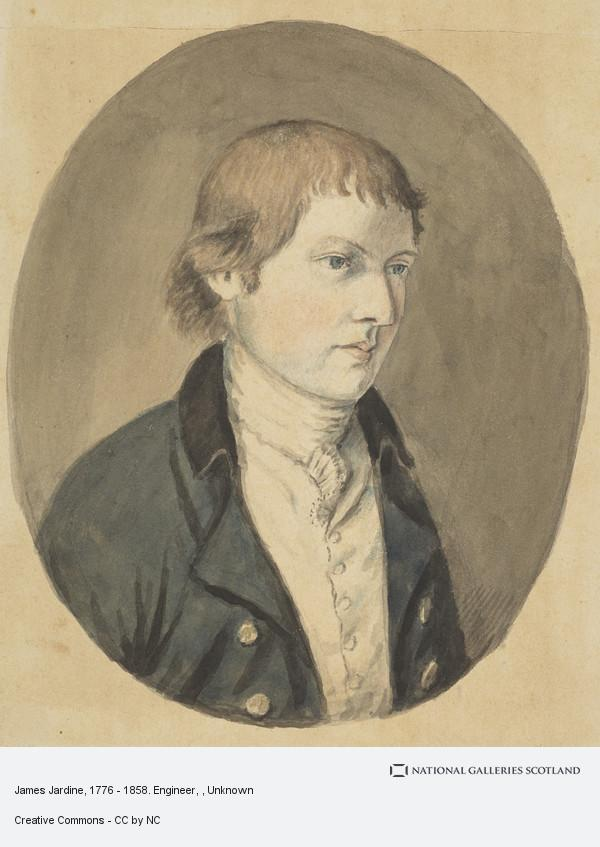 Unknown, James Jardine, 1776 - 1858. Engineer