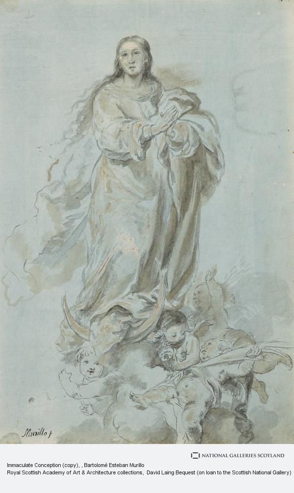 Bartolomé Esteban Murillo, Immaculate Conception (copy)