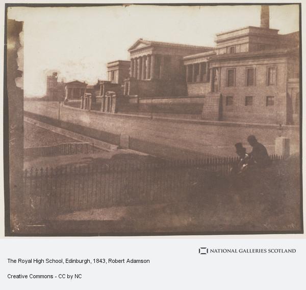 Robert Adamson, The Royal High School, Edinburgh