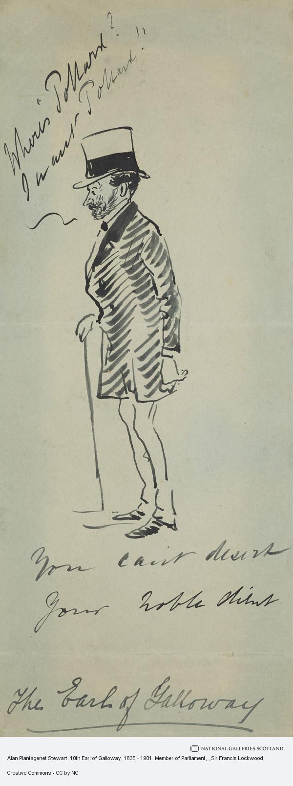 Alan Stewart, 10th Earl of Galloway