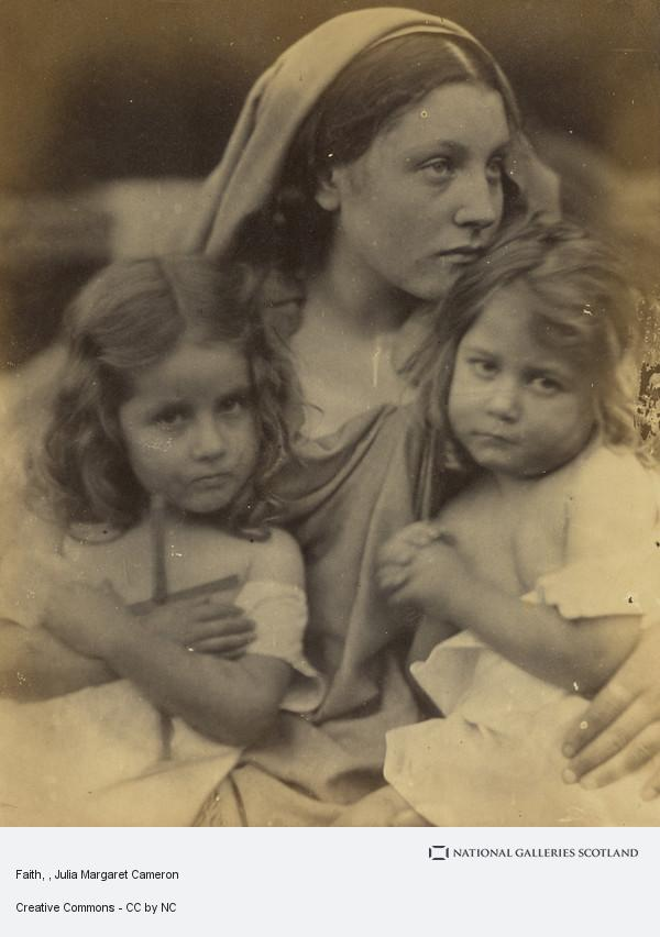 Julia Margaret Cameron, Mary Hillier and Lizzie