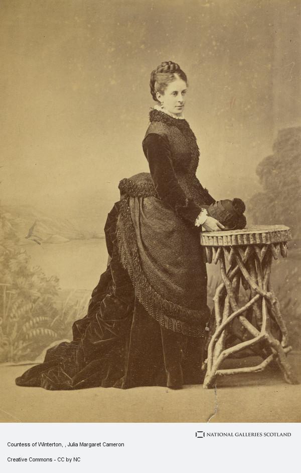Julia Margaret Cameron, Countess of Winterton