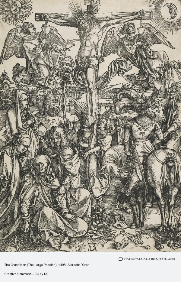 Albrecht Dürer, The Crucifixion (The Large Passion)