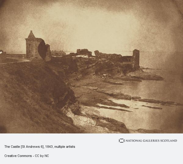 David Octavius Hill, The Castle [St Andrews 6]