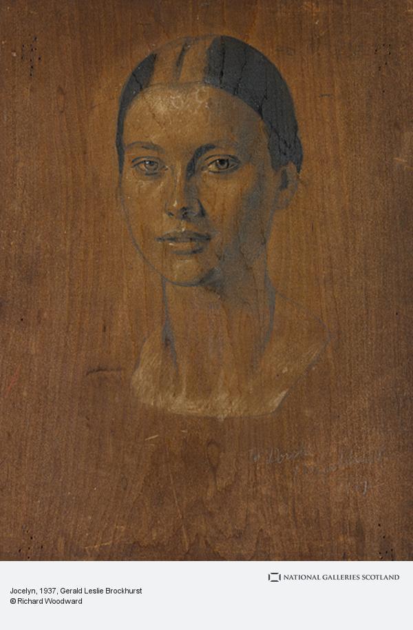 Gerald Leslie Brockhurst, Jocelyn