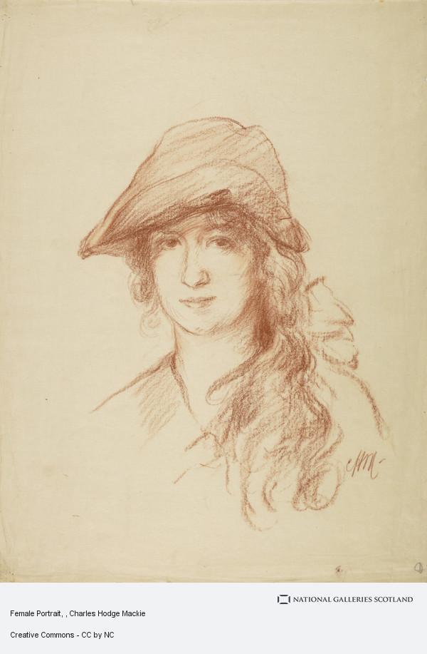 Charles Hodge Mackie, Female Portrait
