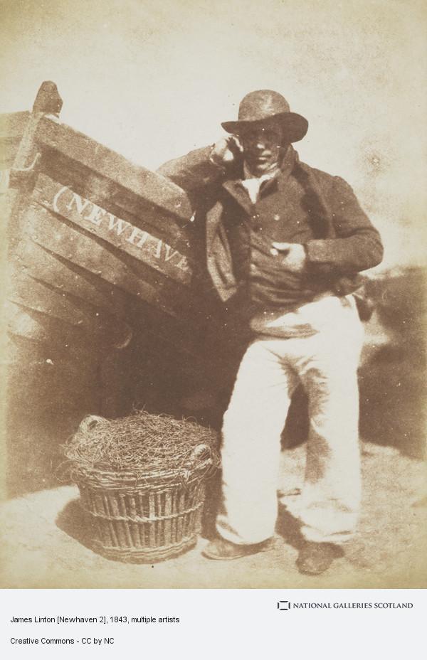 David Octavius Hill, James Linton [Newhaven 2]