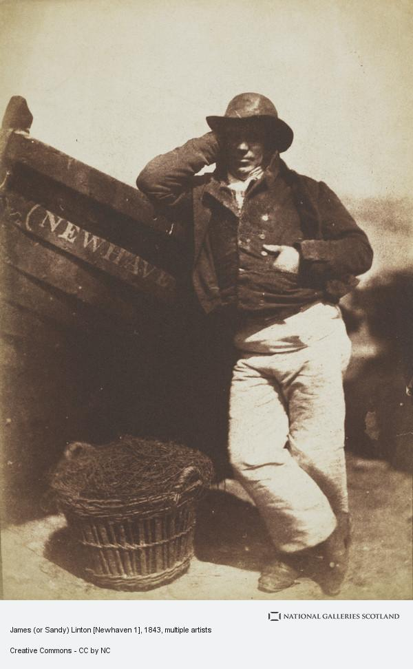 David Octavius Hill, James (or Sandy) Linton [Newhaven 1]