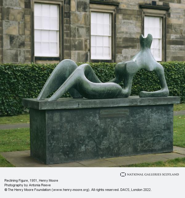 Henry Moore, Reclining Figure (1951)