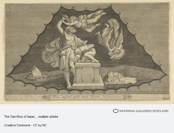John Alexander, The Sacrifice of Isaac