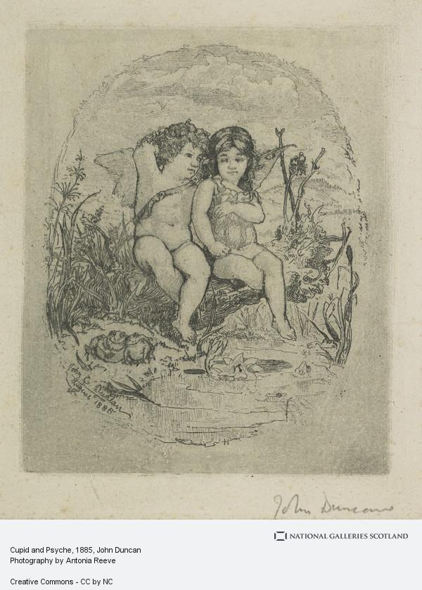 John Duncan, Cupid and Psyche