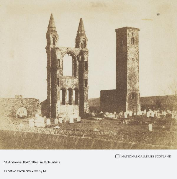 John Adamson, St Andrews 1842