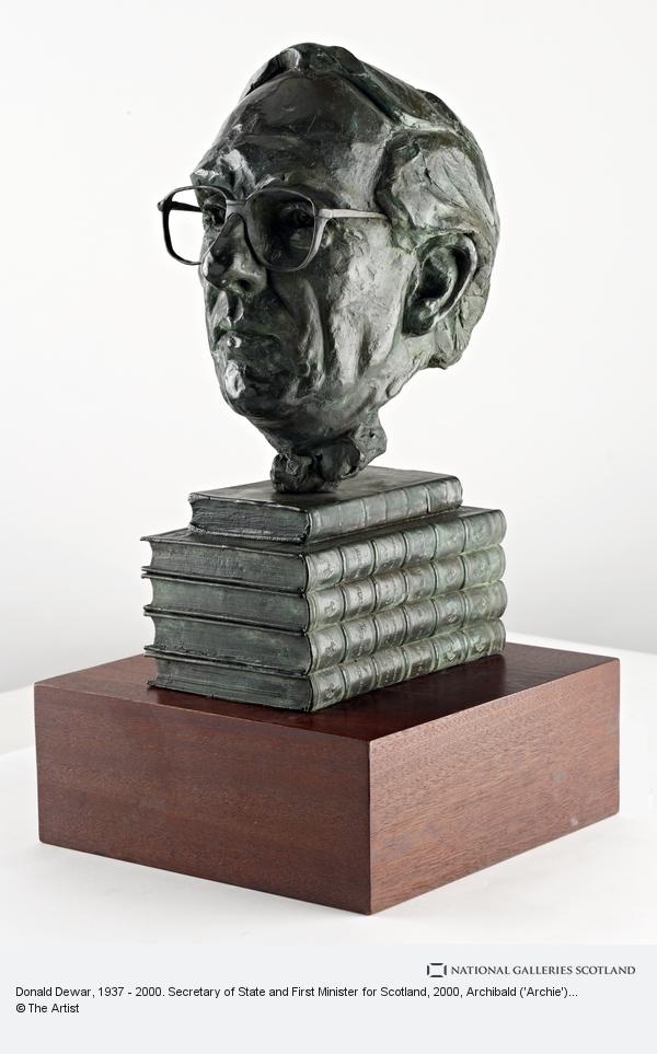 Archibald ('Archie') Forrest, Donald Dewar, 1937 - 2000. Secretary of State and First Minister for Scotland