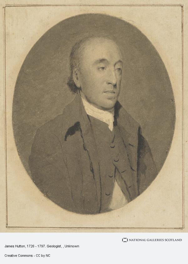 Unknown, James Hutton, 1726 - 1797. Geologist