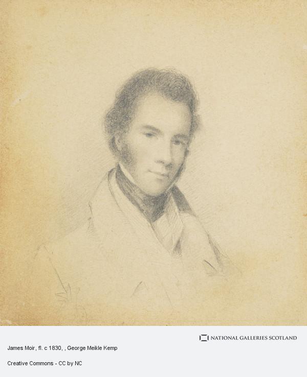 George Meikle Kemp, James Moir, fl. c 1830