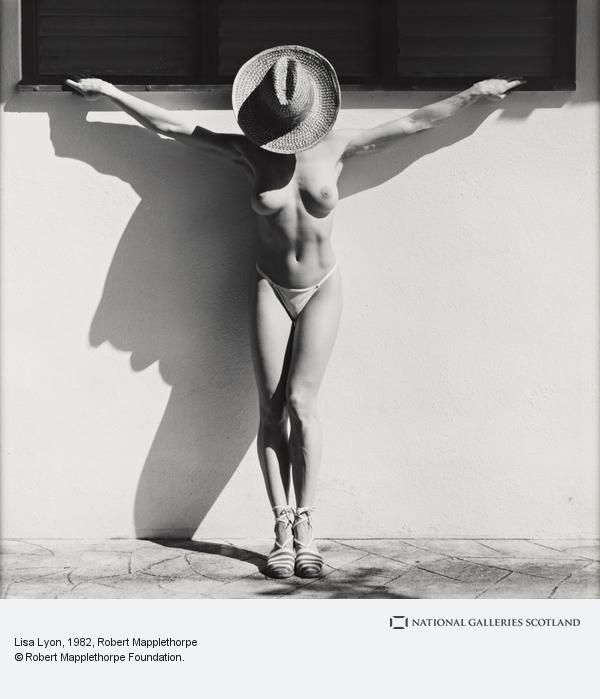 Robert Mapplethorpe, Lisa Lyon (1982)