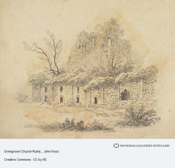 John Knox, Overgrown Church Ruins