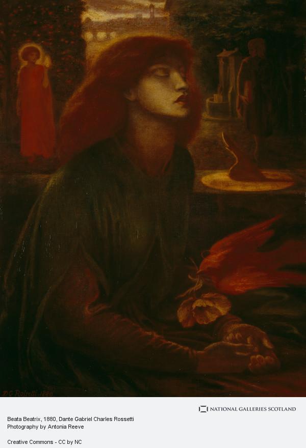 Dante Gabriel Charles Rossetti, Beata Beatrix