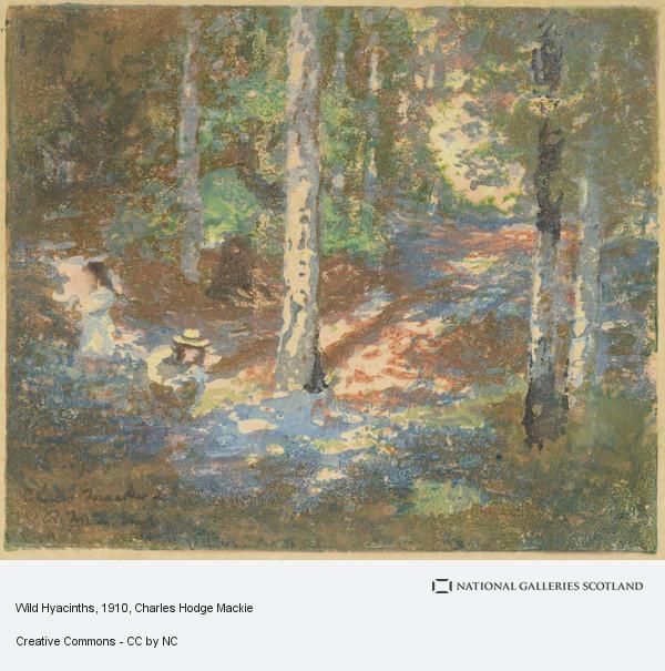Charles Hodge Mackie, Wild Hyacinths