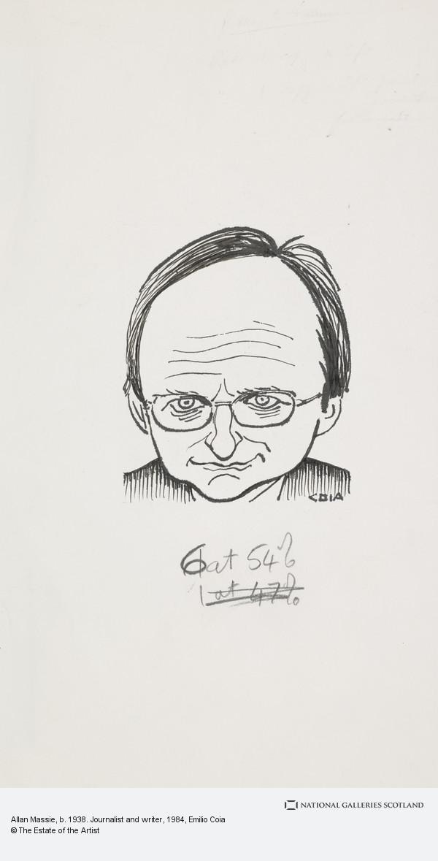 Emilio Coia, Allan Massie, b. 1938. Journalist and writer