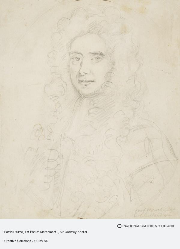 Sir Godfrey Kneller, Patrick Hume, 1st Earl of Marchmont