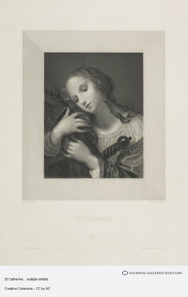 Ephraim Conquy, St Catherine