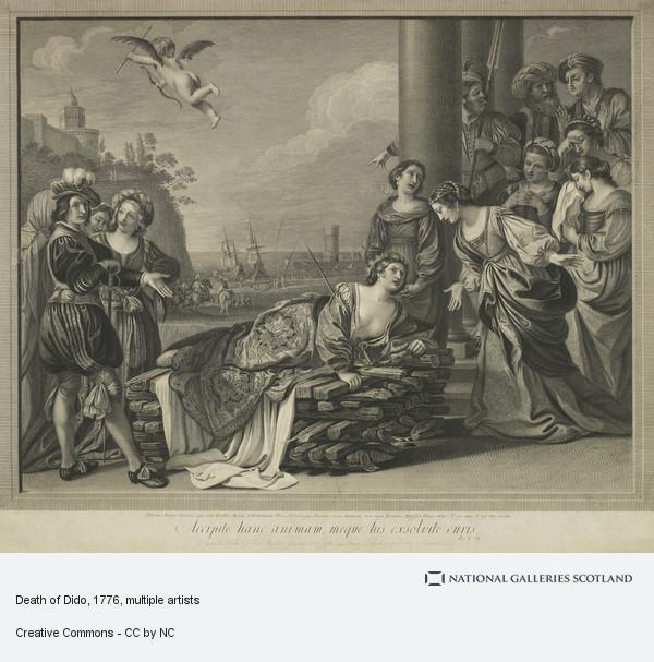 Sir Robert Strange, Death of Dido