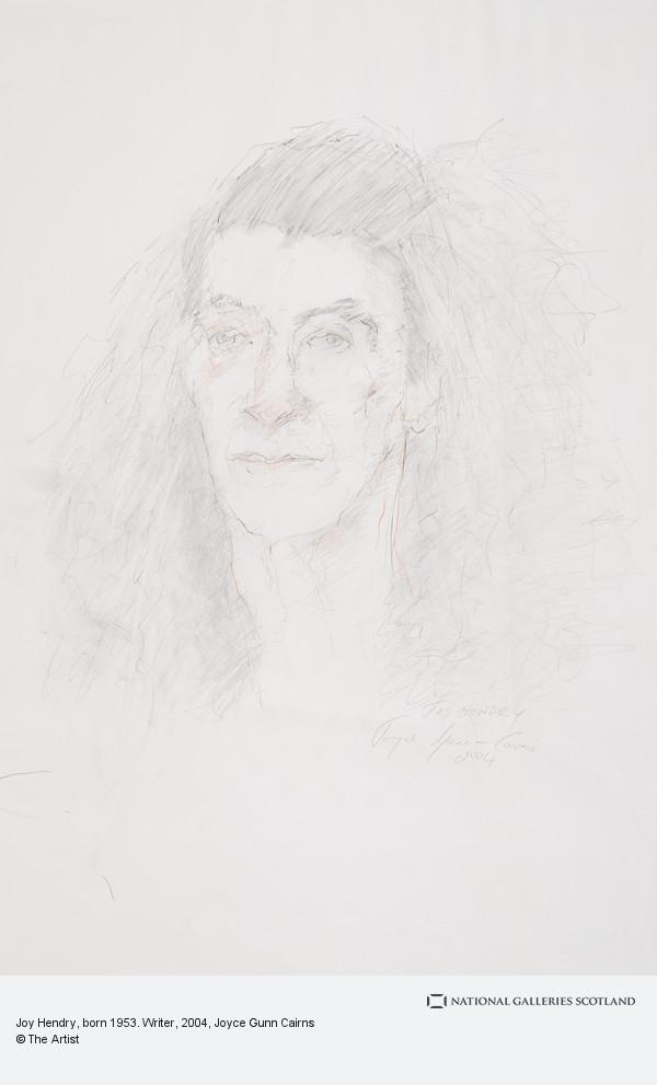 Joyce Gunn Cairns, Joy Hendry, born 1953. Writer