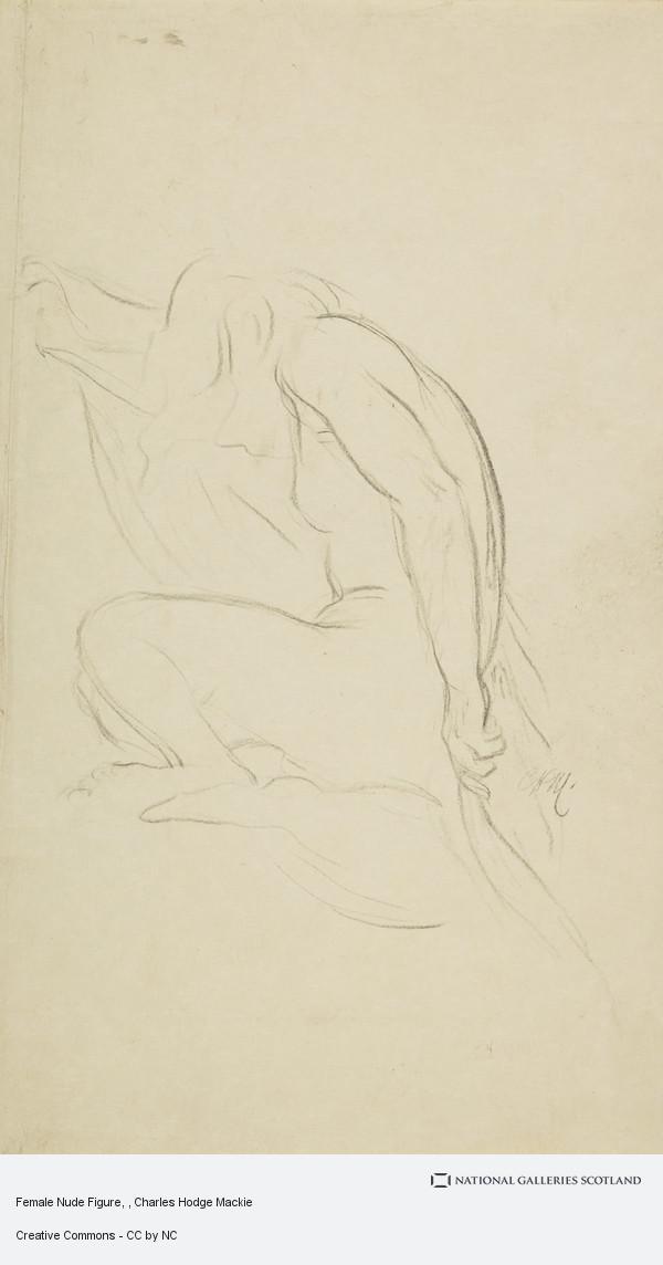 Charles Hodge Mackie, Female Nude Figure