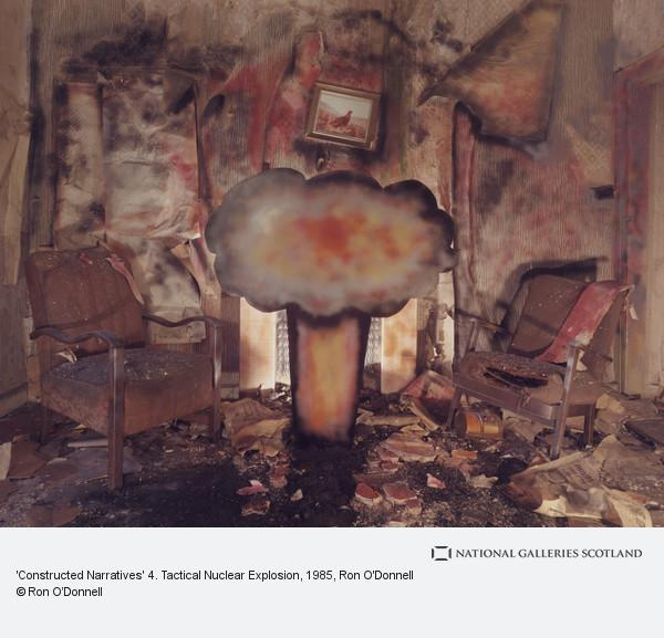 Ron O'Donnell, 'Constructed Narratives' 4. Tactical Nuclear Explosion
