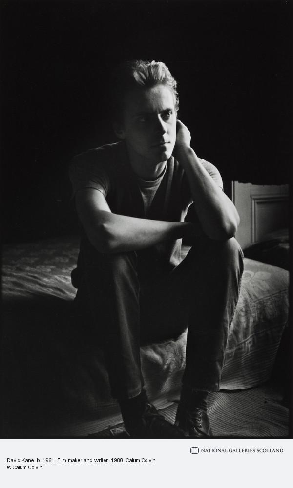 Calum Colvin, David Kane, b. 1961. Film-maker and writer