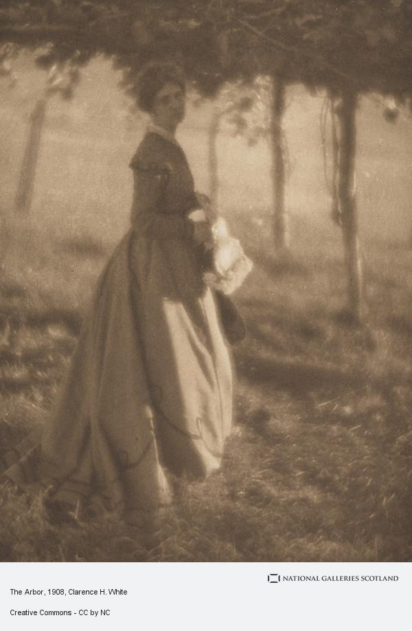 Clarence H. White, The Arbor