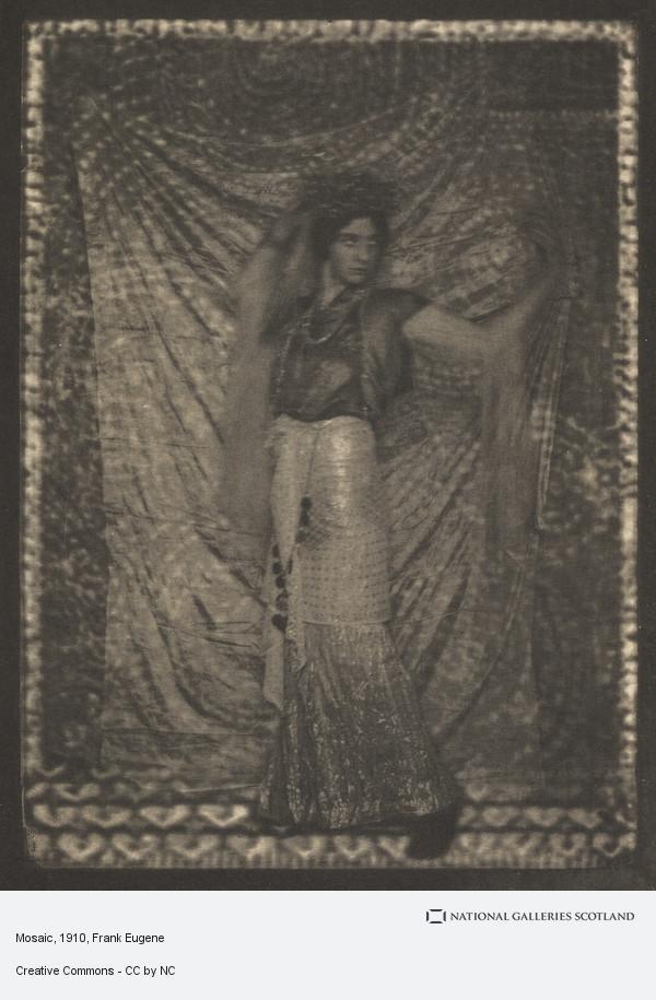 Frank Eugene, Mosaic