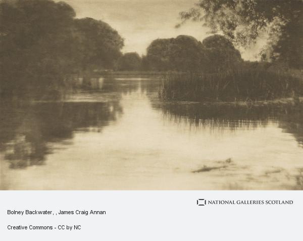 James Craig Annan, Bolney Backwater