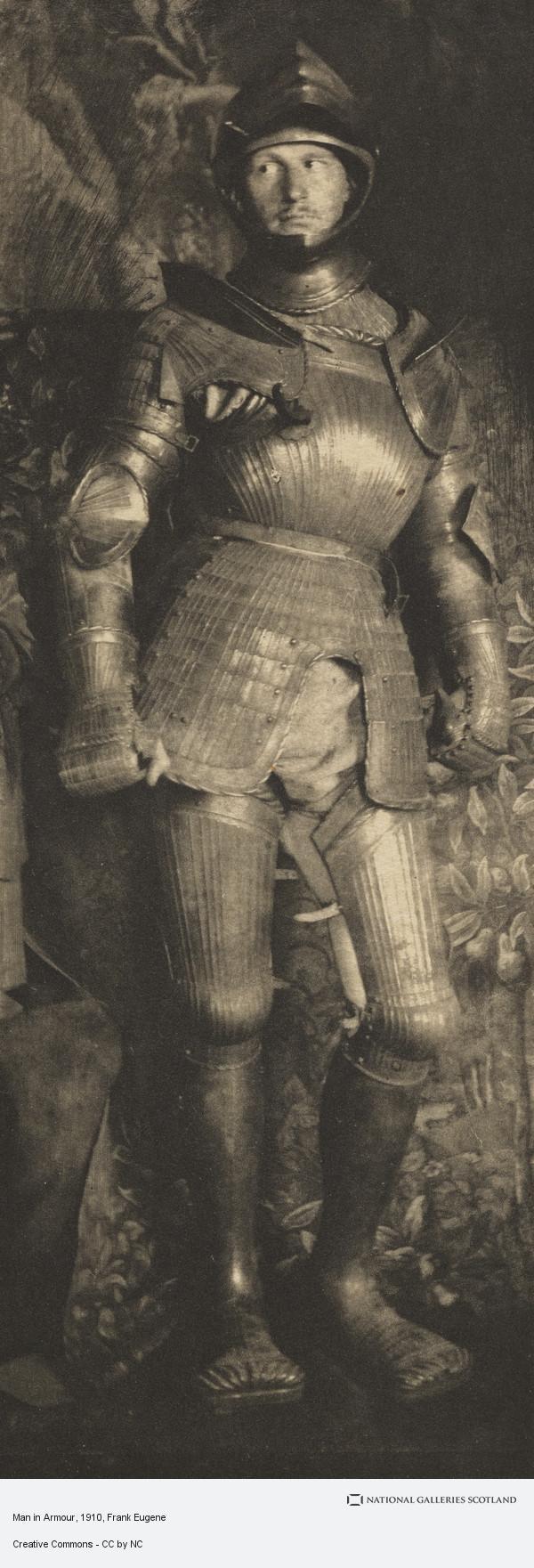 Frank Eugene, Man in Armour