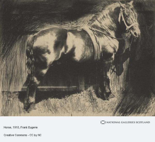 Frank Eugene, Horse